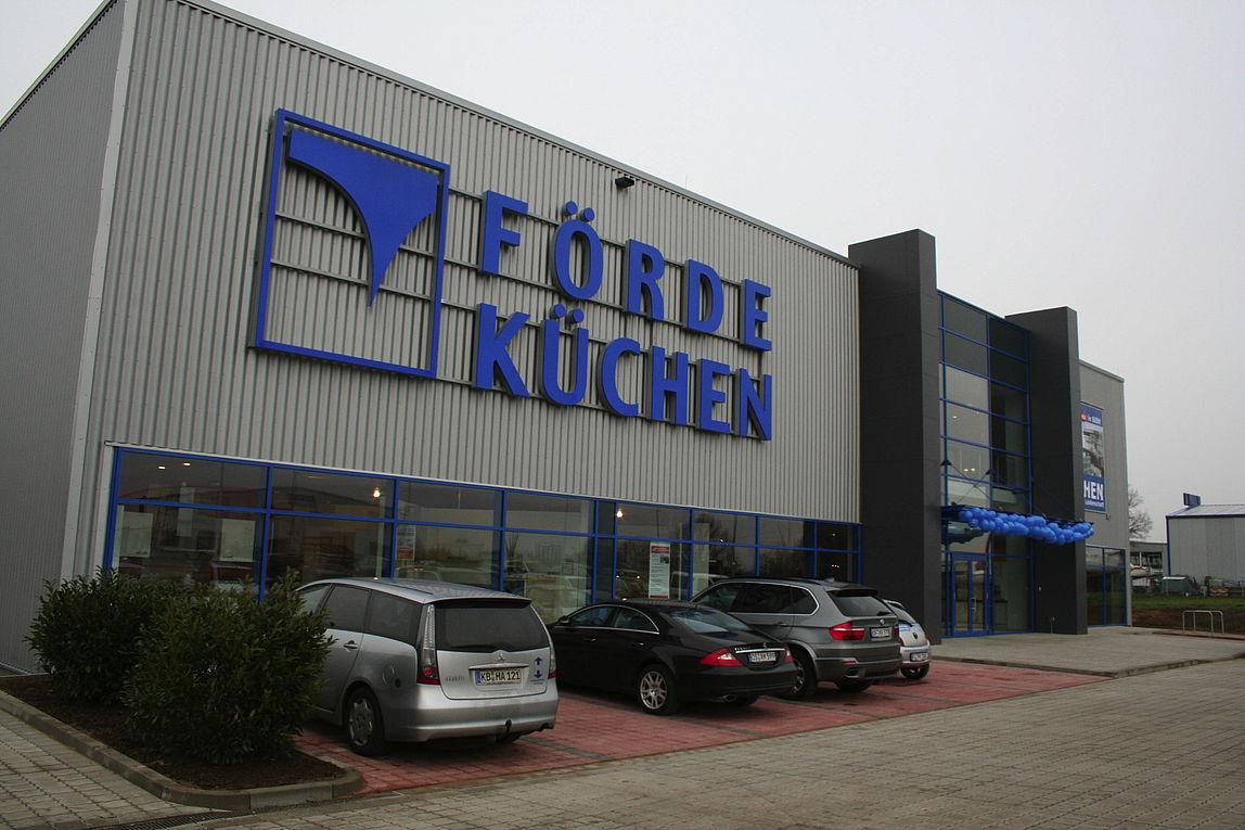 Förde Küchen - Neueröffnung in Siek - moebelkultur.de