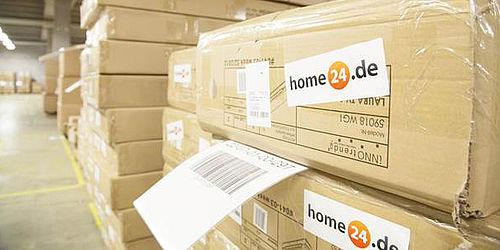 home24 baut neues logistikzentrum in niedersachsen. Black Bedroom Furniture Sets. Home Design Ideas