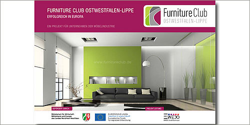 furniture club neugr ndung w hrend der imm cologne. Black Bedroom Furniture Sets. Home Design Ideas