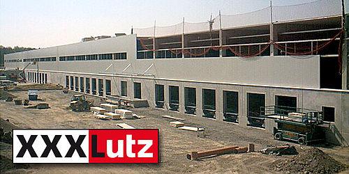 xxxlutz erweiterung des logistikzentrums in uffenheim. Black Bedroom Furniture Sets. Home Design Ideas