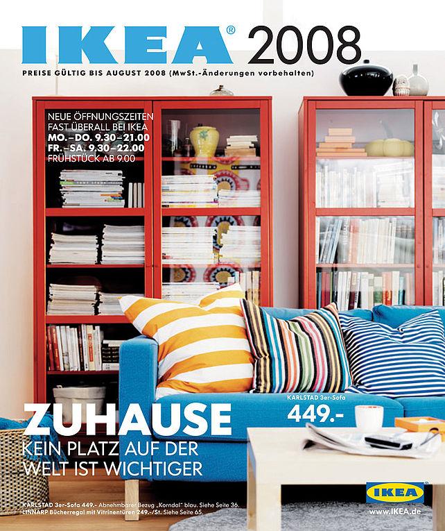 Ikea - Neuer Katalog - und ab sofort 4 mal pro Jahr neue