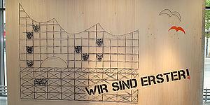 ikea in hamburg altona parkhaus bleibt leer. Black Bedroom Furniture Sets. Home Design Ideas
