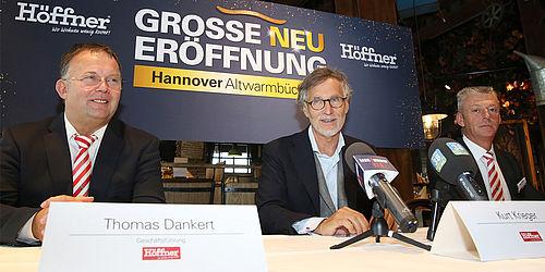 Höffner Morgen Geht Hannover An Den Start Moebelkulturde