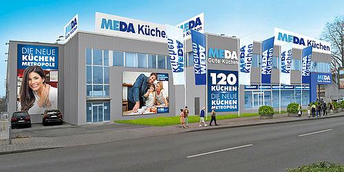 Meda Kuchen Eroffnung Im Doppelpack In Giessen Und Frankfurt