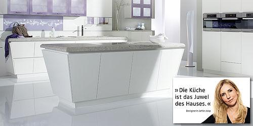 rwk arzberg porzellan promotet die jette k che. Black Bedroom Furniture Sets. Home Design Ideas