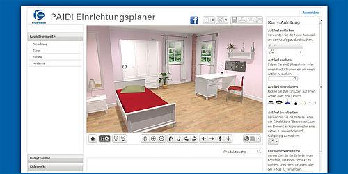 Paidi Online Das Eigene Kinderzimmer Einrichten Moebelkulturde
