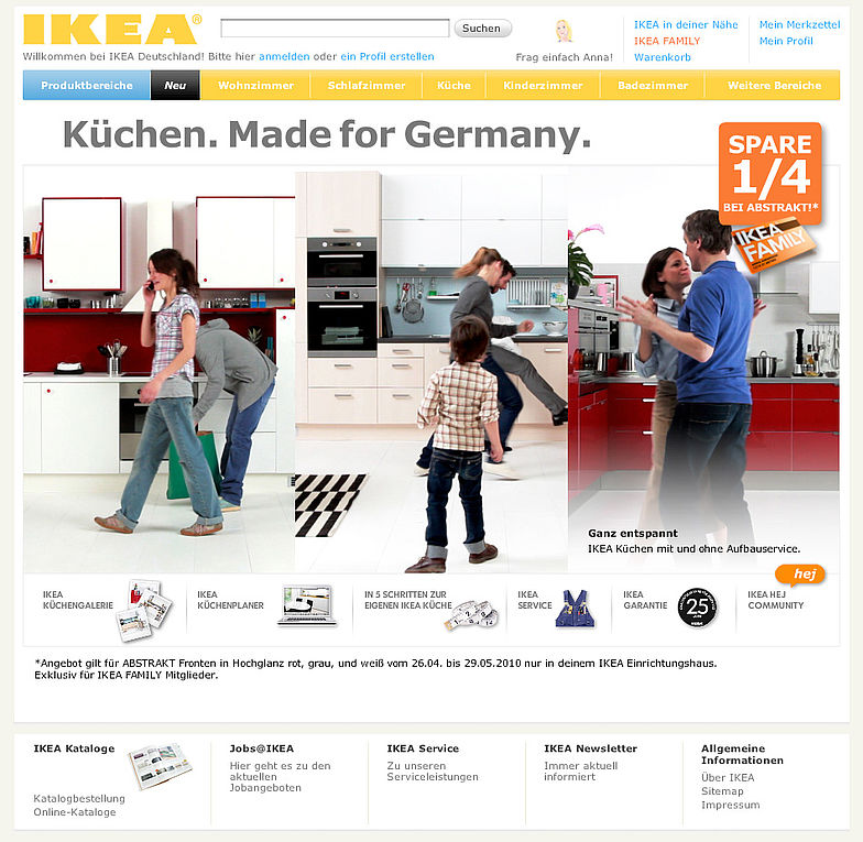 ikea k chen made for germany fast umsonst. Black Bedroom Furniture Sets. Home Design Ideas