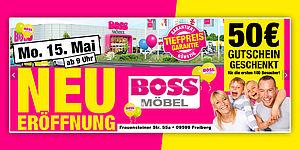Sb m bel boss bernimmt einrichtungsgruppe wohn plus for Mobel boss oranienburg