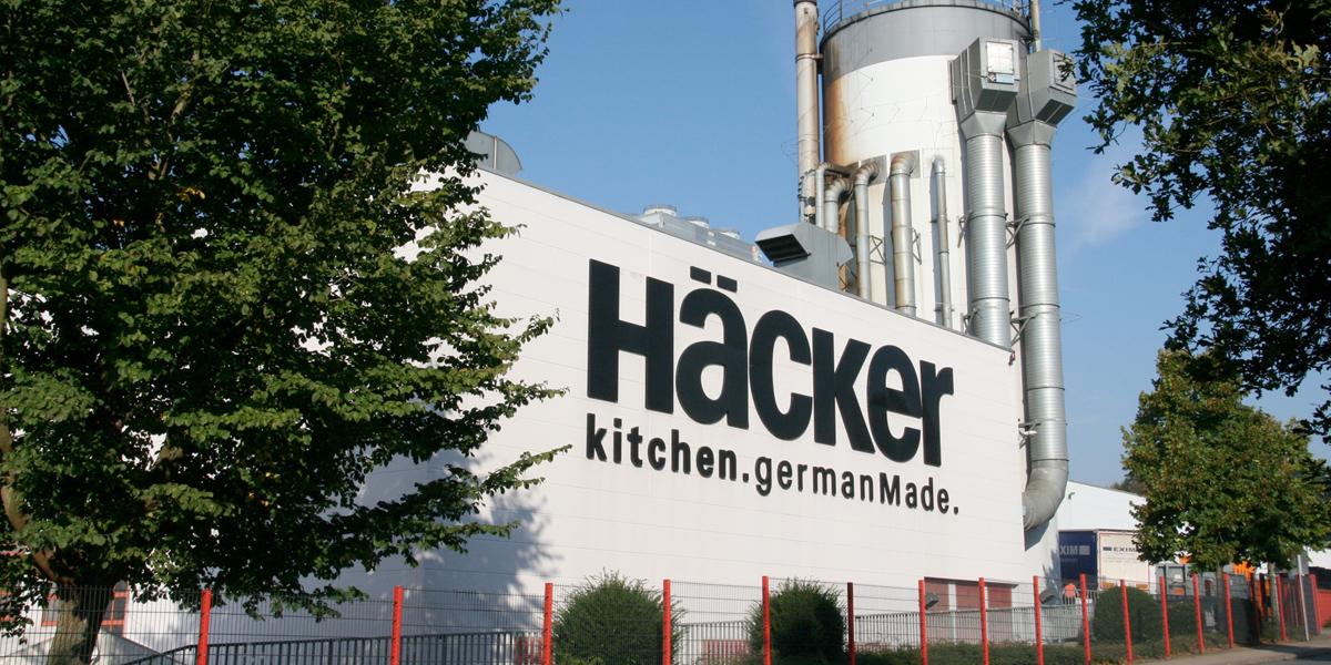 Häcker Küche Clic Laser Brillant | Hacker Kuchen Zwei Grundstucke Fur Den Bau Neuer Werke