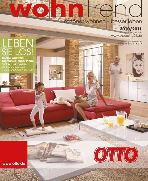 Otto Möbel Katalog : otto der neue wohntrend katalog ist da ~ Watch28wear.com Haus und Dekorationen