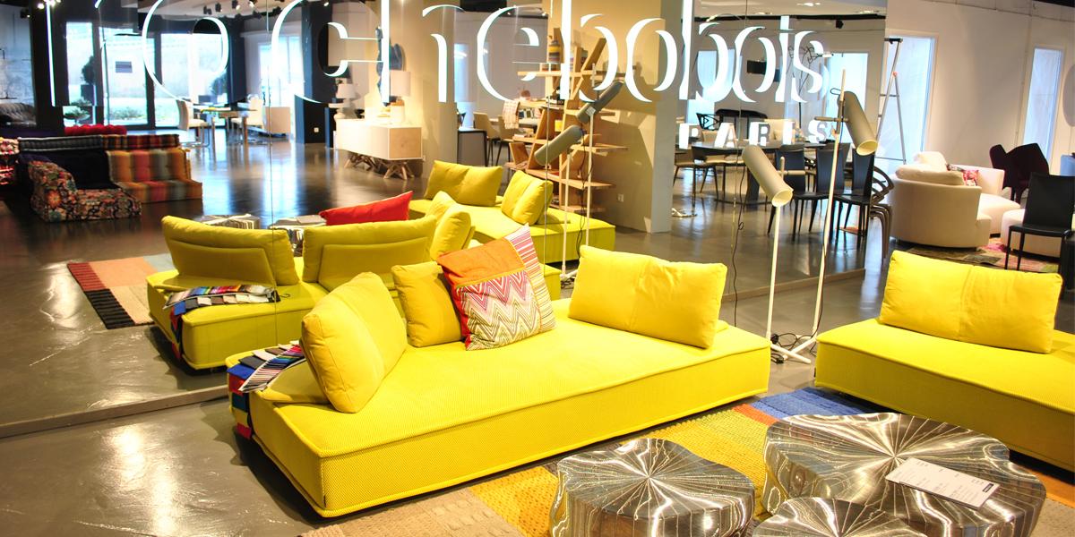 roche bobois erster franchise store in n rnberg er ffnet. Black Bedroom Furniture Sets. Home Design Ideas