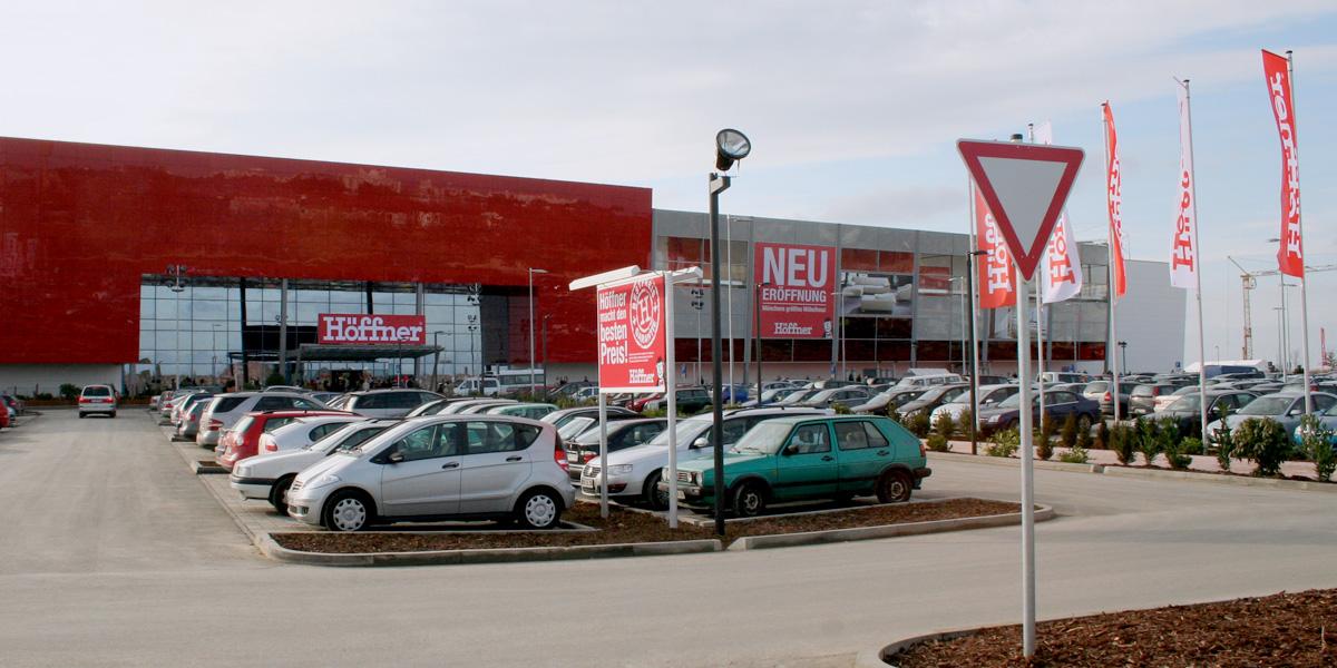 Höffner Hat München Umgebaut Moebelkulturde