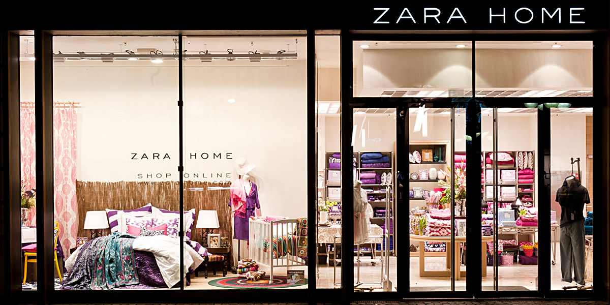 Zara Home Erster Store In Frankfurt Eröffnet Moebelkulturde