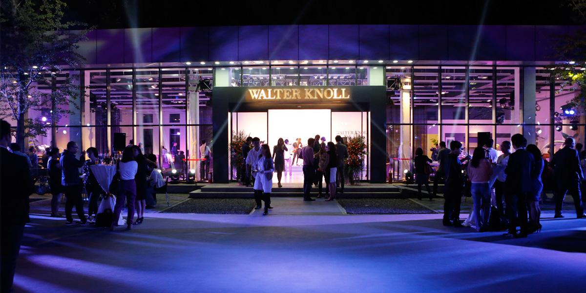 Walter Knoll - Showroom in Peking eröffnet - moebelkultur.de