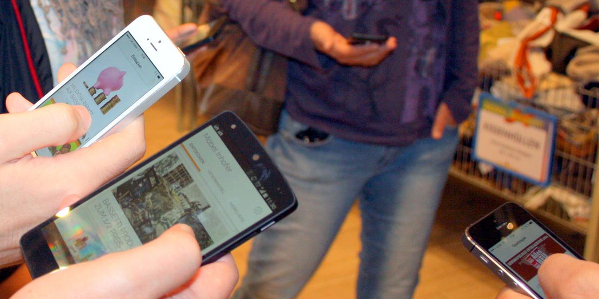 Inhofer Pilotprojekt Mit Handy App Moebelkulturde