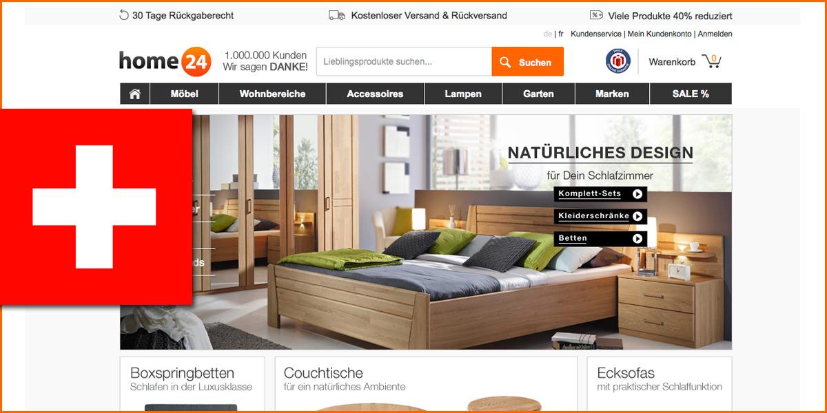 Home24 ärger In Der Schweiz Wir Sind Selber Ein Bisschen