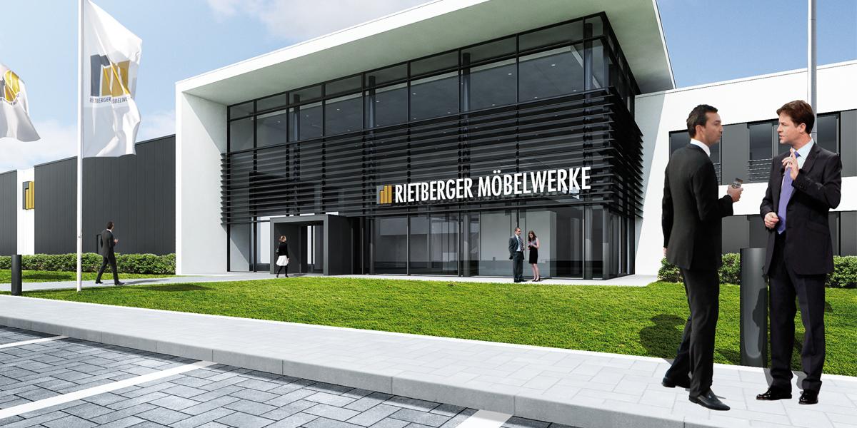 Rietberger Möbelwerke Neues Messe Und Schulungszentrum Eröffnet