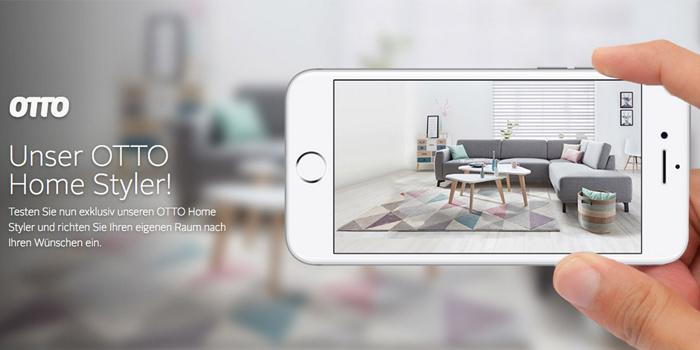 Otto Shopping Erlebnis Via Augmented Reality Und Virtuelle