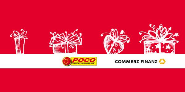 Poco Commerz Finanz Cashback Spende Startet Am 27 September