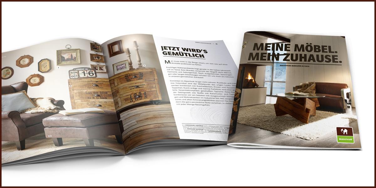 größter Rabatt Luxus kaufen neues Massivum - Neues Kundenmagazin erscheint vier Mal pro Jahr ...