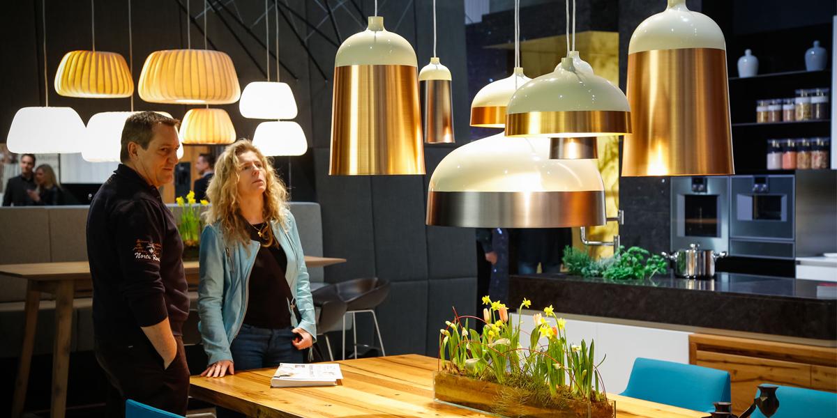Wohnen & Interieur - Die Kocharena feiert Premiere - moebelkultur.de