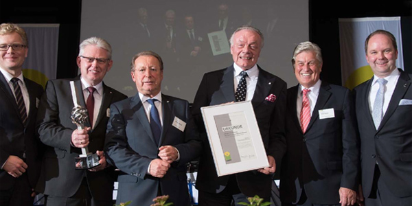 Beckermann Kuchen Geschaftsfuhrer Als Unternehmer Des Jahres