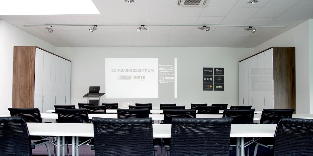 Nolte Möbel - Schulungs- und Trainingszentrum erweitert ...