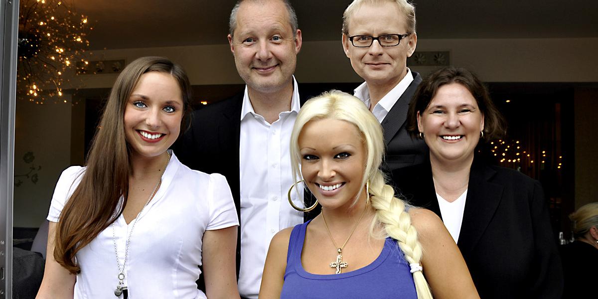 Kampagnenstart Von Poco Domäne Daniela Katzenberger Auf Allen