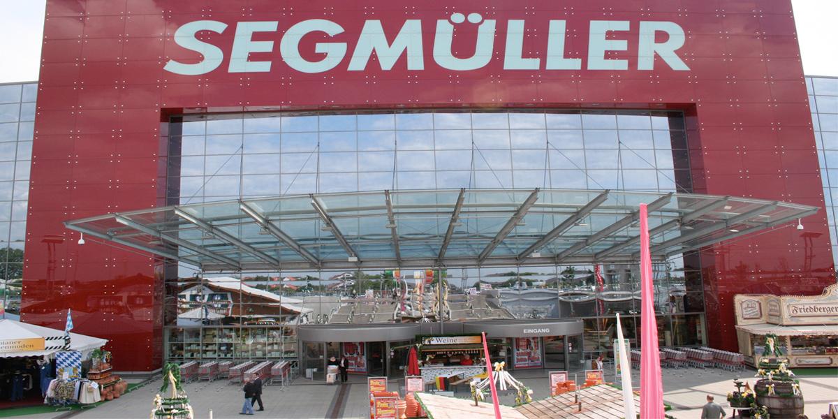 Segmuller Will In Pulheim 45 000 Qm Grossen Palast Bauen