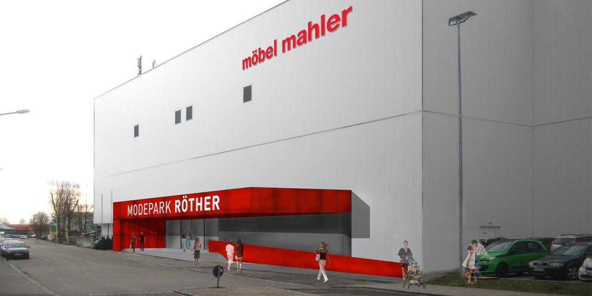 Möbel Mahler Kooperiert Mit Modepark Röther Moebelkulturde