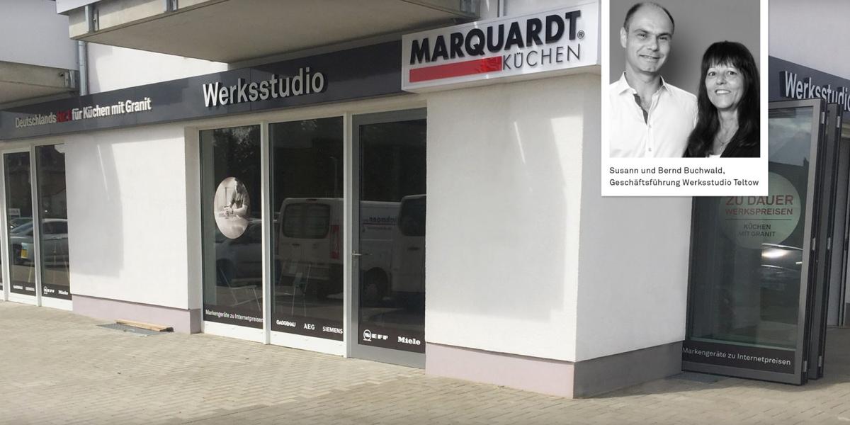 marquardt kuchen erfahrungsbericht, marquardt küchen - der erste franchisenehmer ist am netz, Design ideen