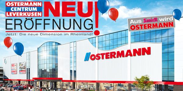 Ostermann Leverkusen - Große Neueröffnung - moebelkultur.de
