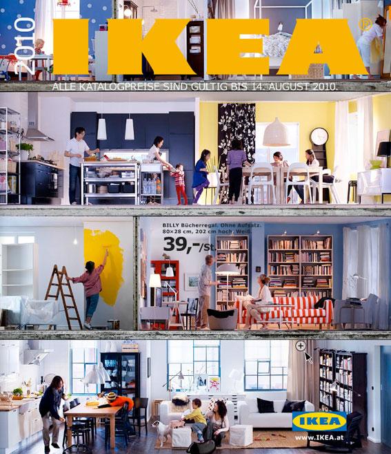 Ikea Katalog Für 2010 In österreich Schon Erschienen