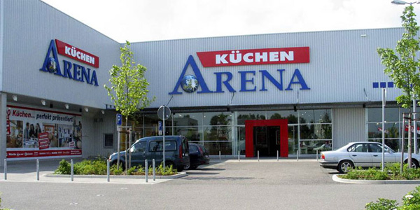 Hervorragend ... Möbel RiegerKüchen Arena Nummer Vier Kommt. 7/18/2011 ...