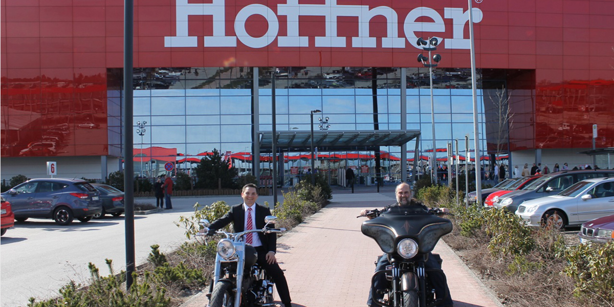 Möbel Höffner Harley Festival In München Freiheim Moebelkulturde