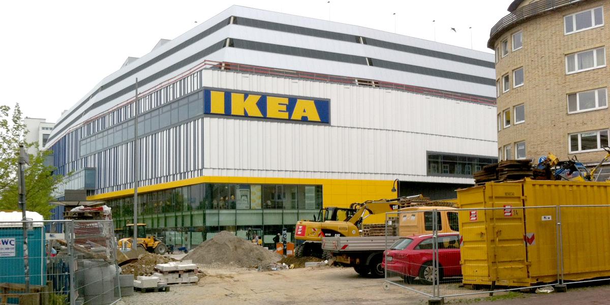 Ikea In Hamburg Altona Kunden Fahren Mit Bus Und Bahn Kostenlos