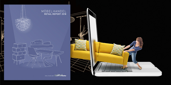 Retail Report Möbelhandel 2018 Wie Die Digitalisierung Dem