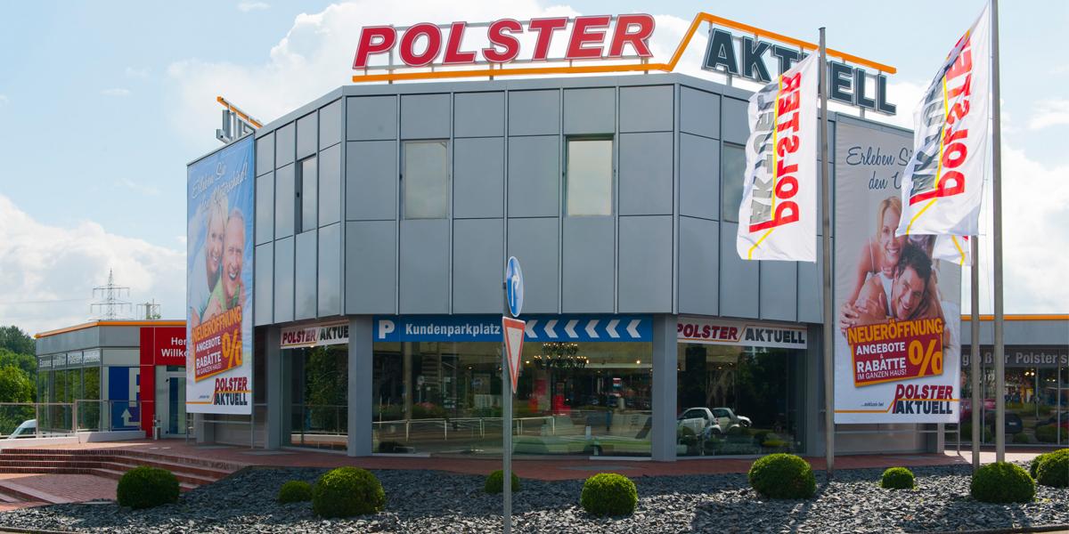 Polster Aktuell Achte Filiale In Essen Eröffnet Moebelkulturde