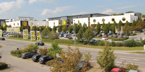 Möbel Braun Bauarbeiten In Offenburg Begonnen Moebelkulturde