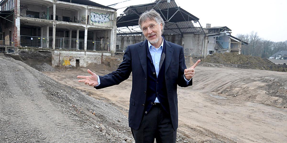 Höffner Kurt Krieger Stellt Neue Pläne Für Duisburg Vor