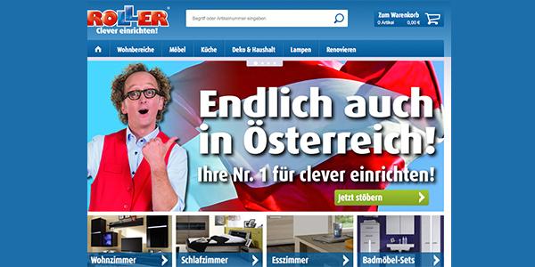 Roller Erste Online Dependance Im Ausland Moebelkulturde