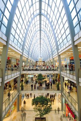 Shopping Center Karlsruhe