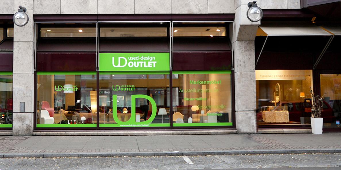 used-design - Outlet Store für Designermöbel eröffnet in ...
