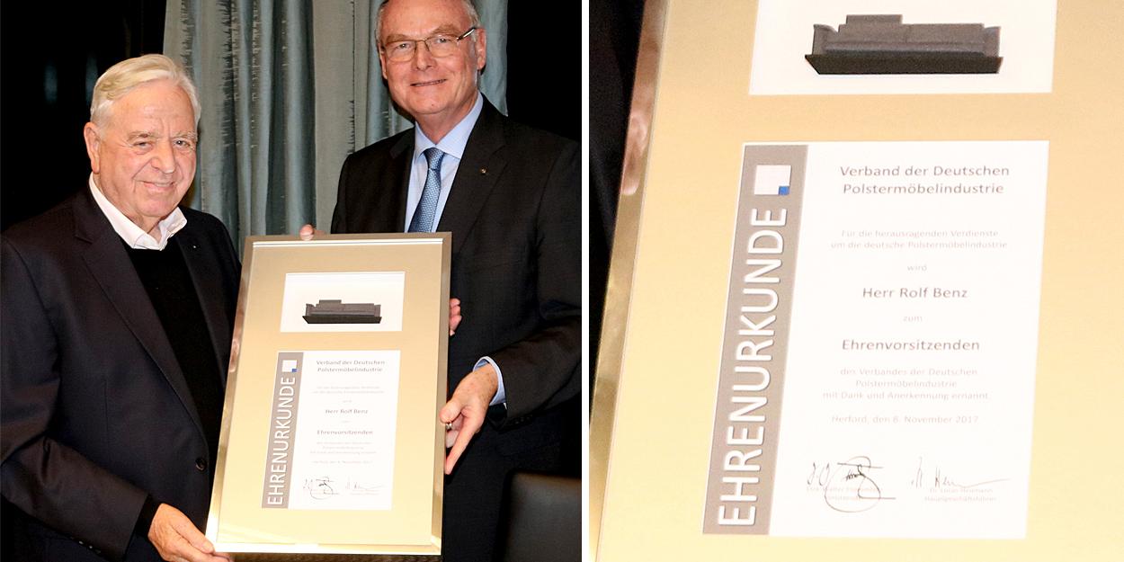 Verband Der Deutschen Polstermöbelindustrie Dirk Walter Frommholz