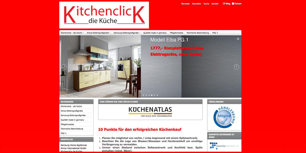 Kitchenclick Der Startschuss Ist Gefallen Moebelkultur De