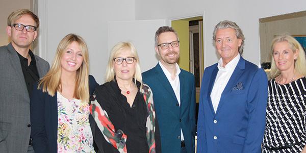 Der Neue Beckmann Meetingpoint Zur Eröffnung Moebelkulturde