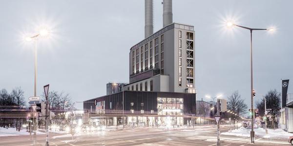 Kare kraftwerk auf der 15 architekturbiennale in for Kare drygalski allee