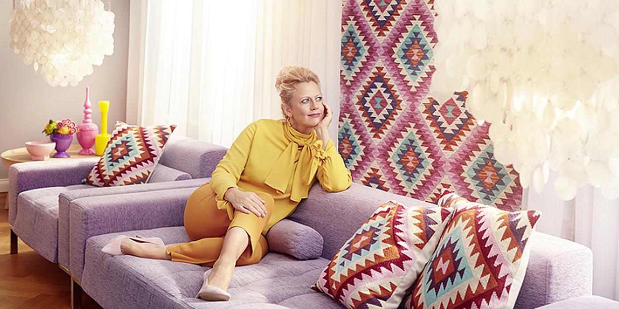 Präsentiert Home Collection Mit Barbara