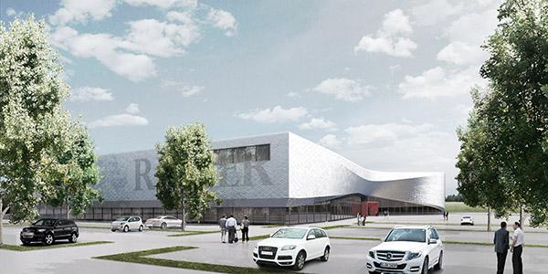 Möbel Rieger Neubau In Heilbronn Moebelkulturde