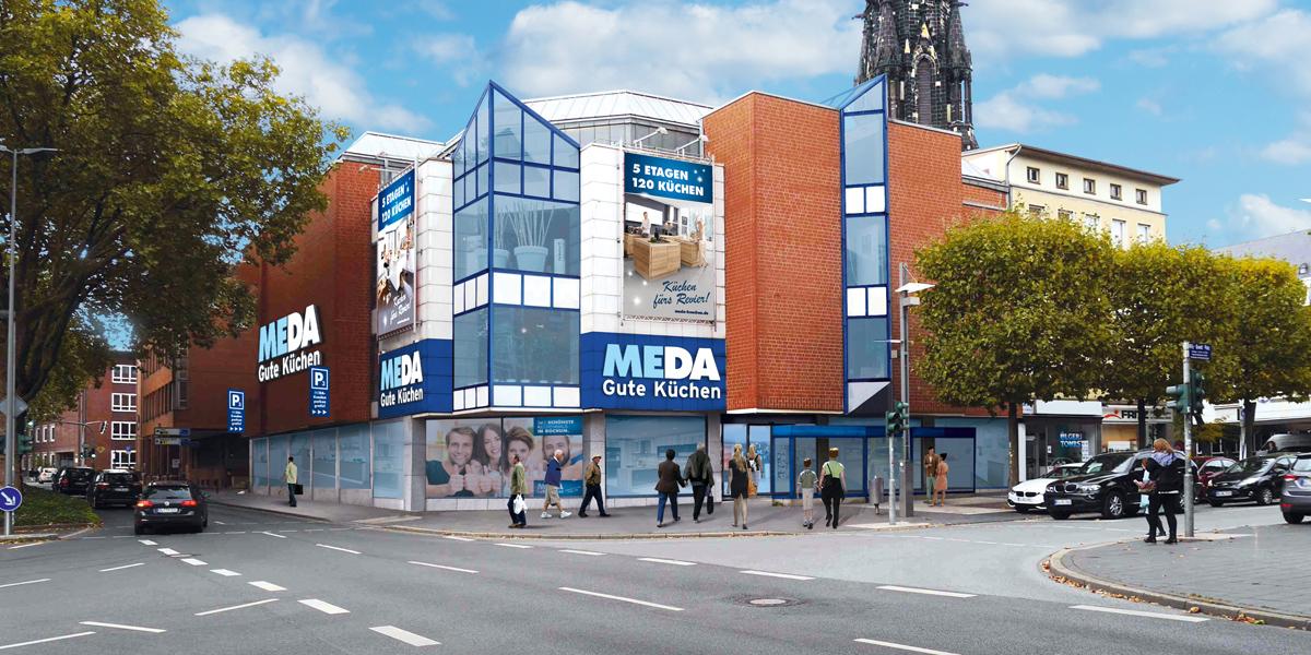 Meda Kuchen Bochum Steht In Den Startlochern Moebelkultur De